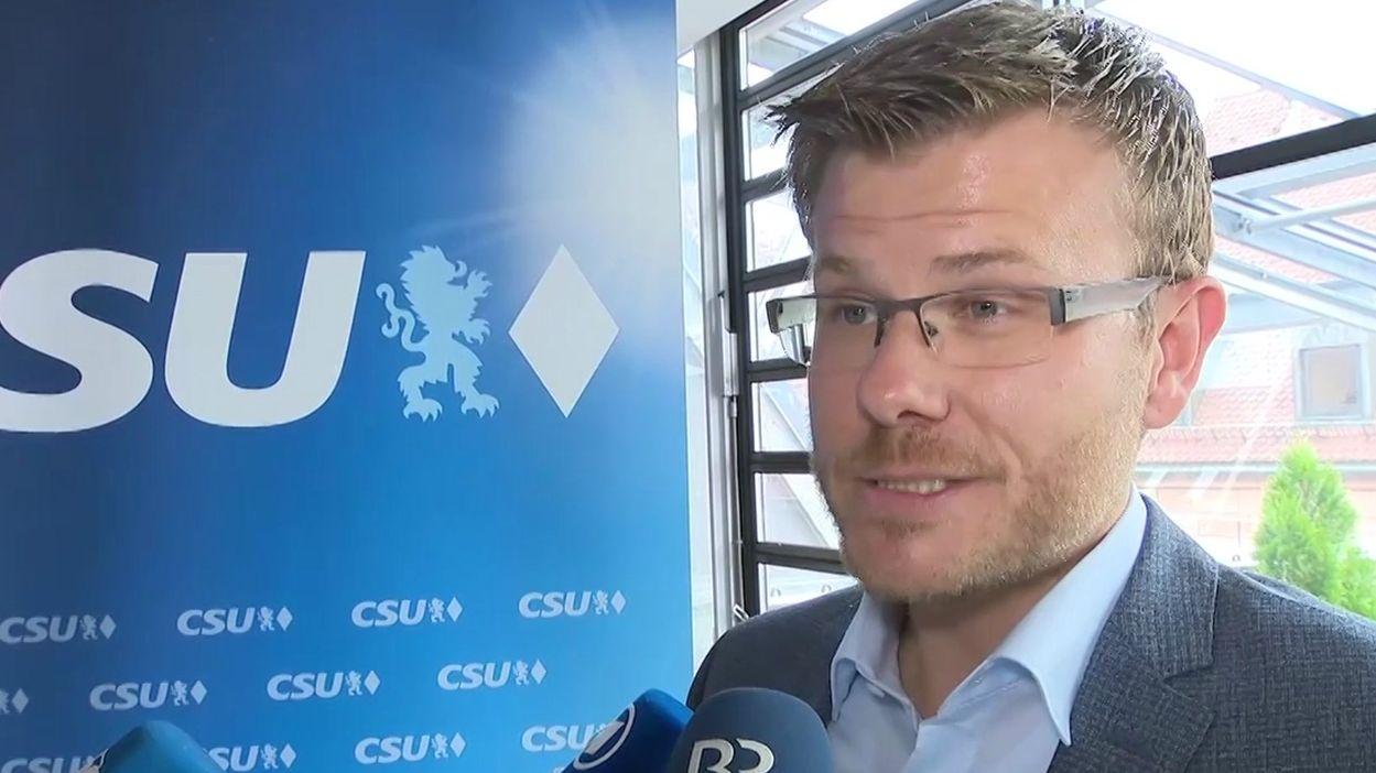Marcus König: Oberbürgermeister-Kandidat der Nürnberger CSU