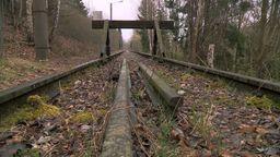 Stillgelegte Bahnstrecke | Bild:BR