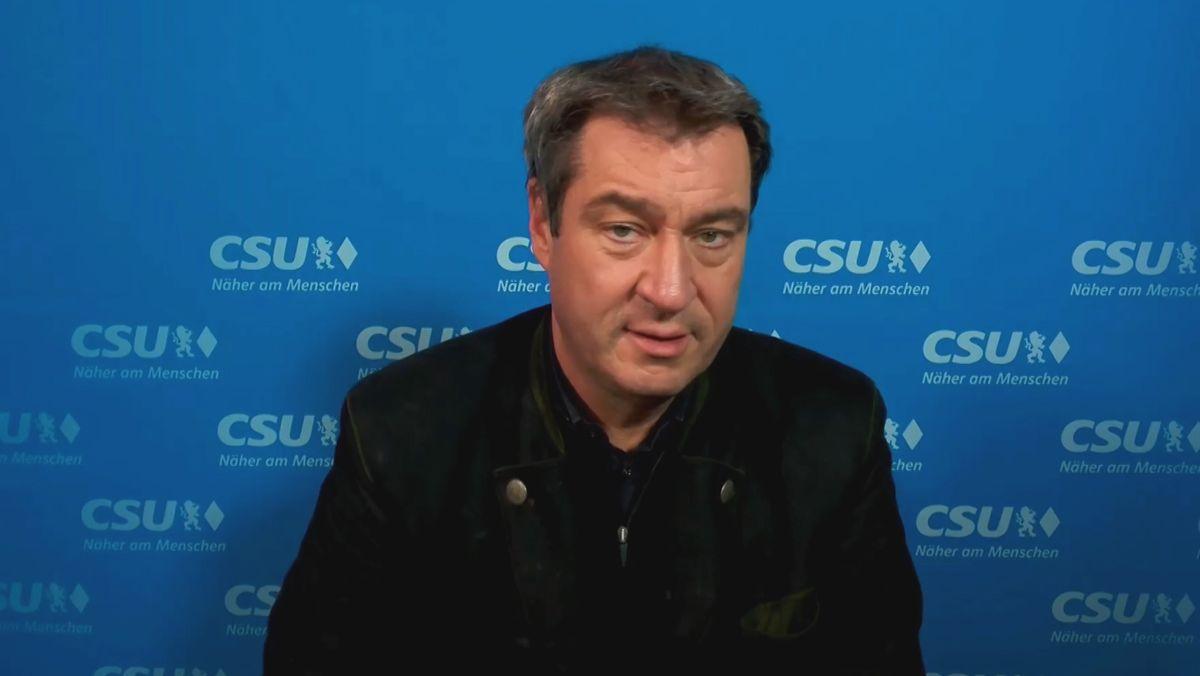 Ministerpräsident und CSU-Chef Markus Söder