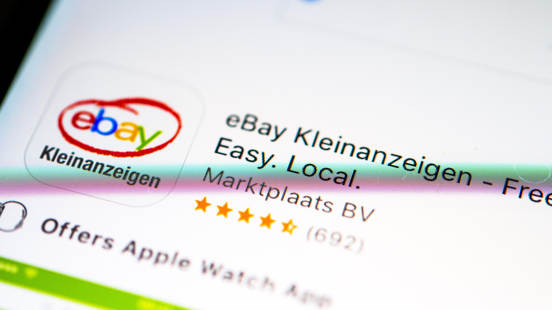 Symbolbild: ebay-Kleinanzeigen