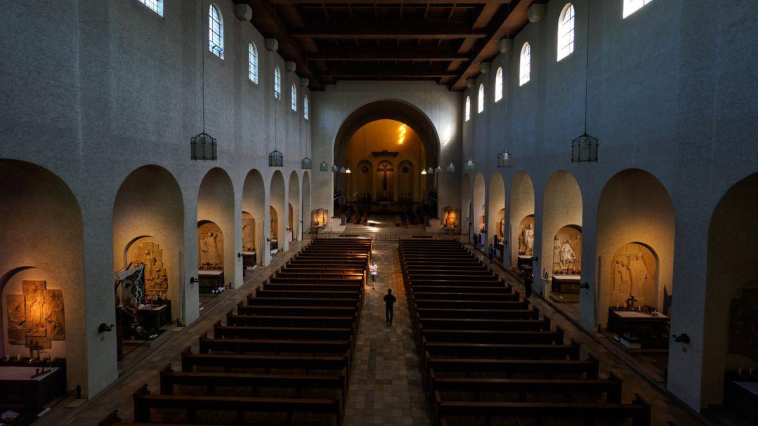 Abtei Münsterschwarzach.