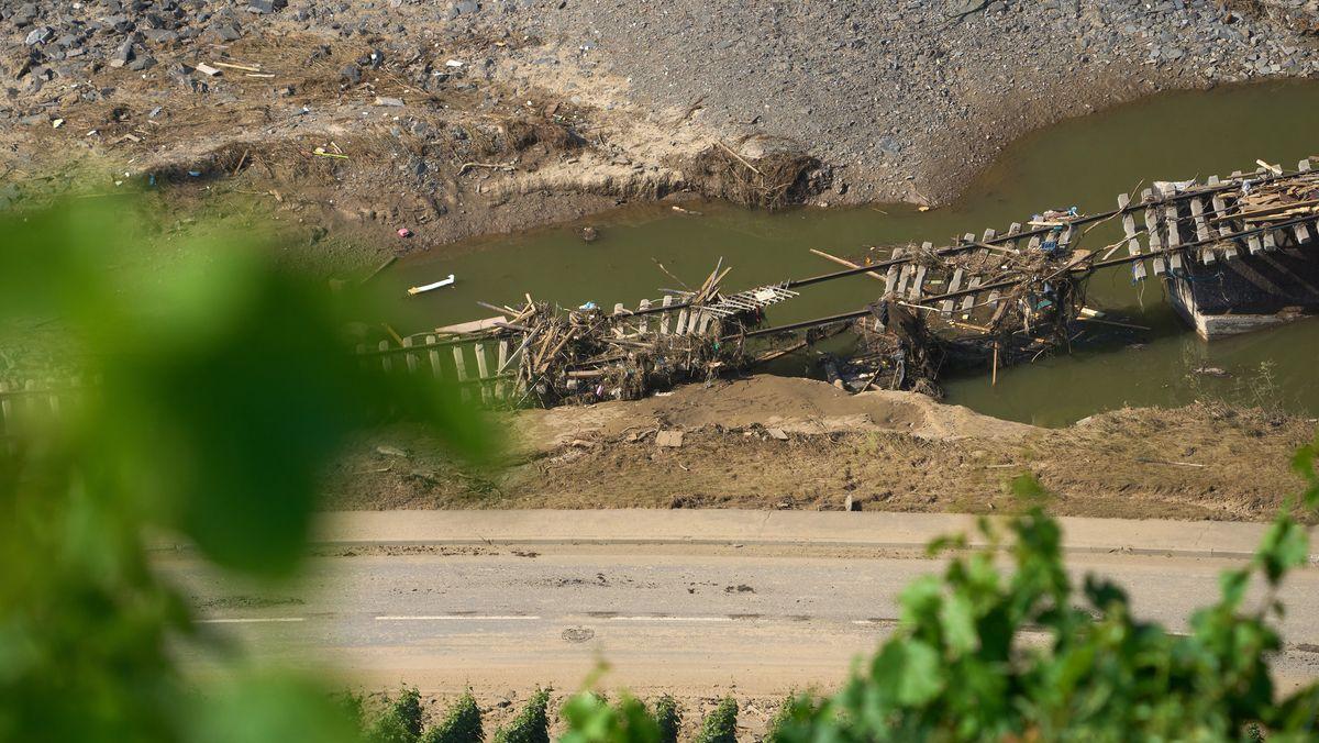 Bahn schätzt Hochwasser-Schäden auf über eine Milliarde Euro