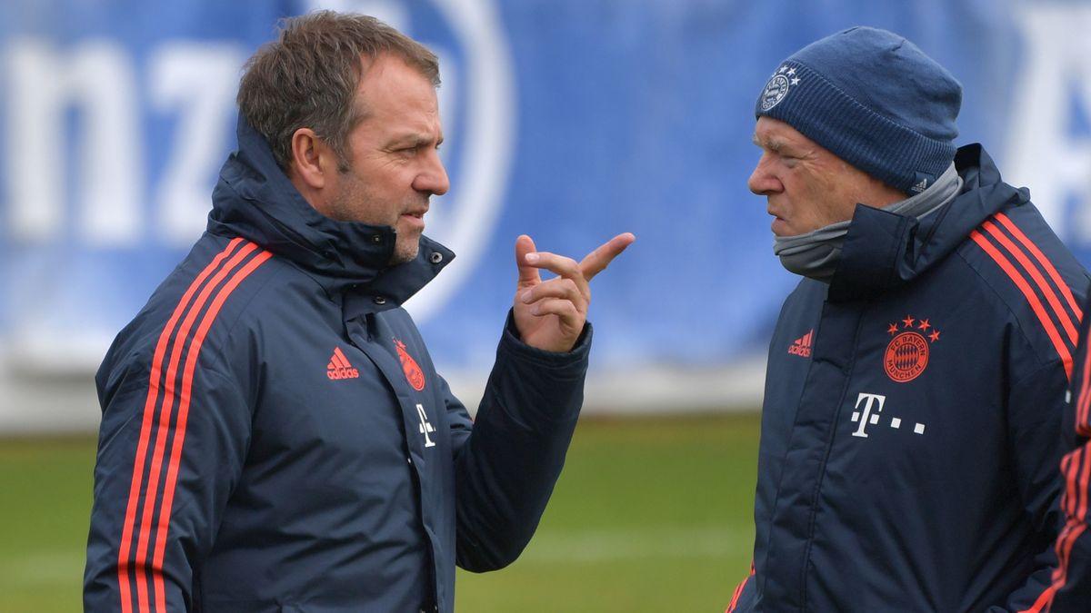 FC Bayern: Flick muss sich gedulden | BR24
