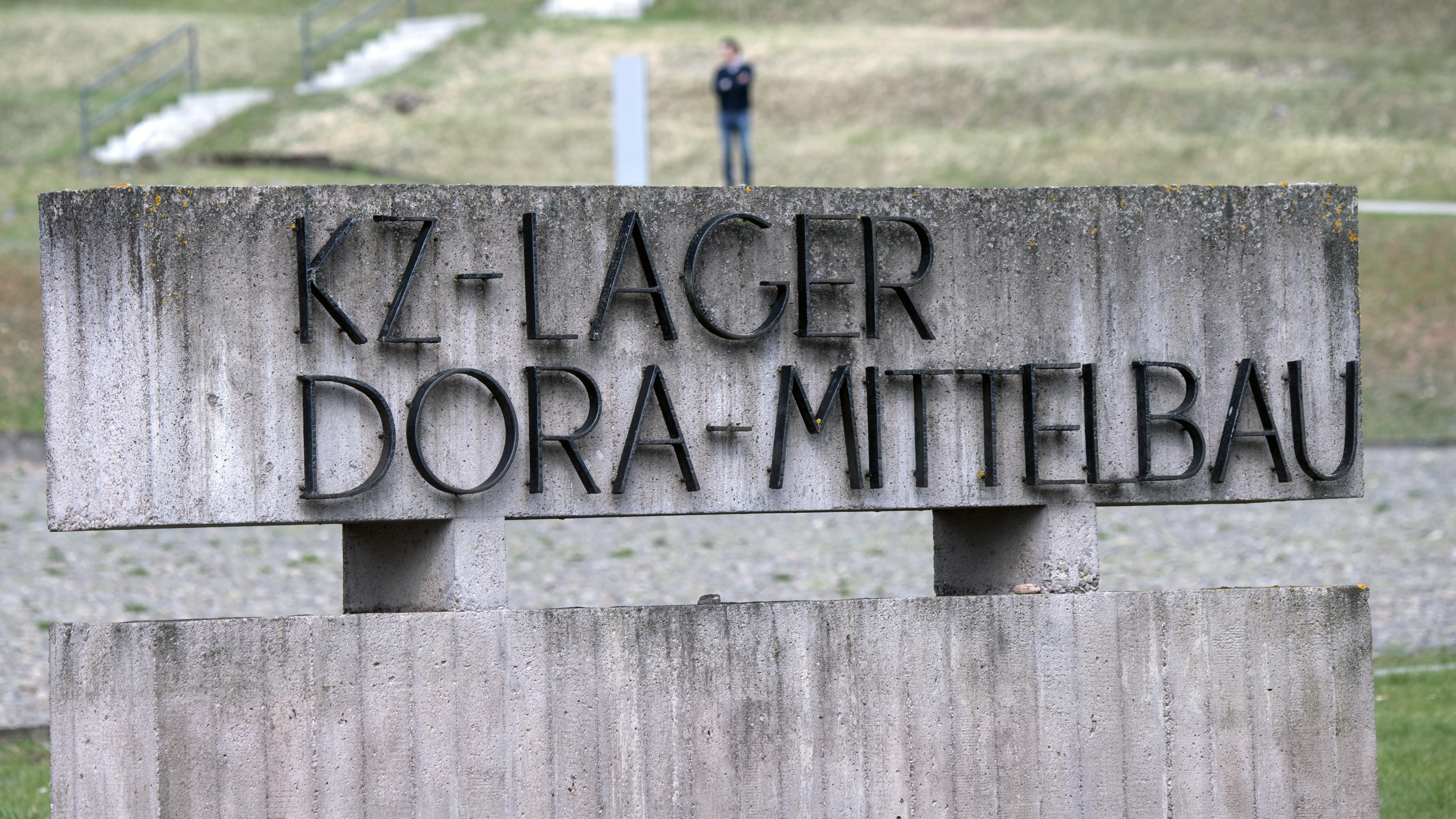 Das KZ-Lager Dora-Mittelbau.
