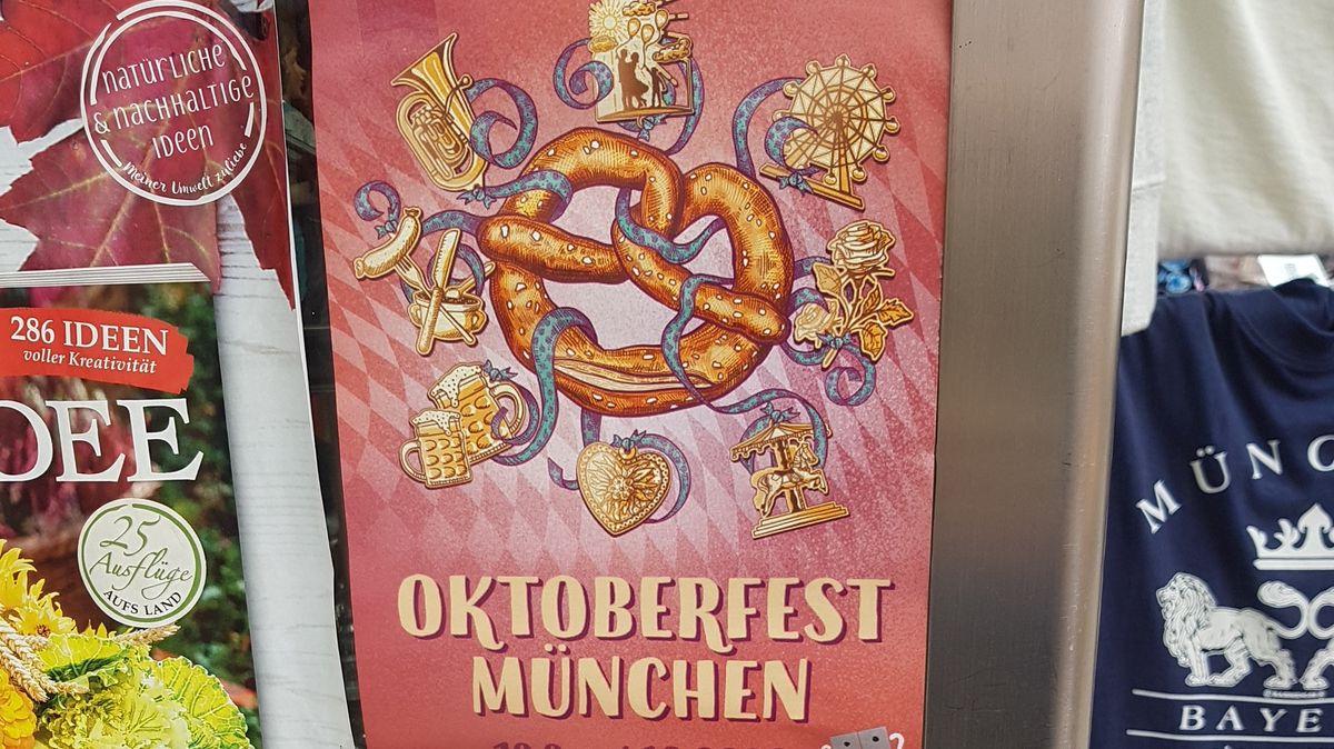 Offizielles Oktoberfest-Plakat 2020