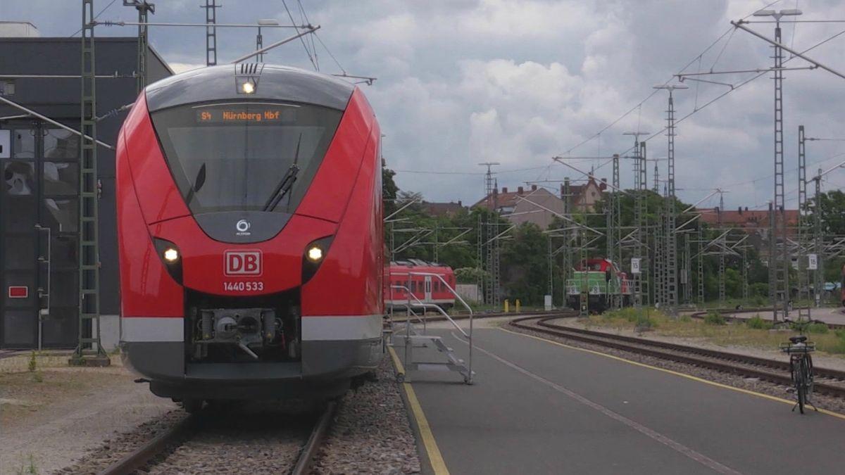 Triebwagen der Baureihe 1440/Coradia Continental des Herstellers ALSTOM