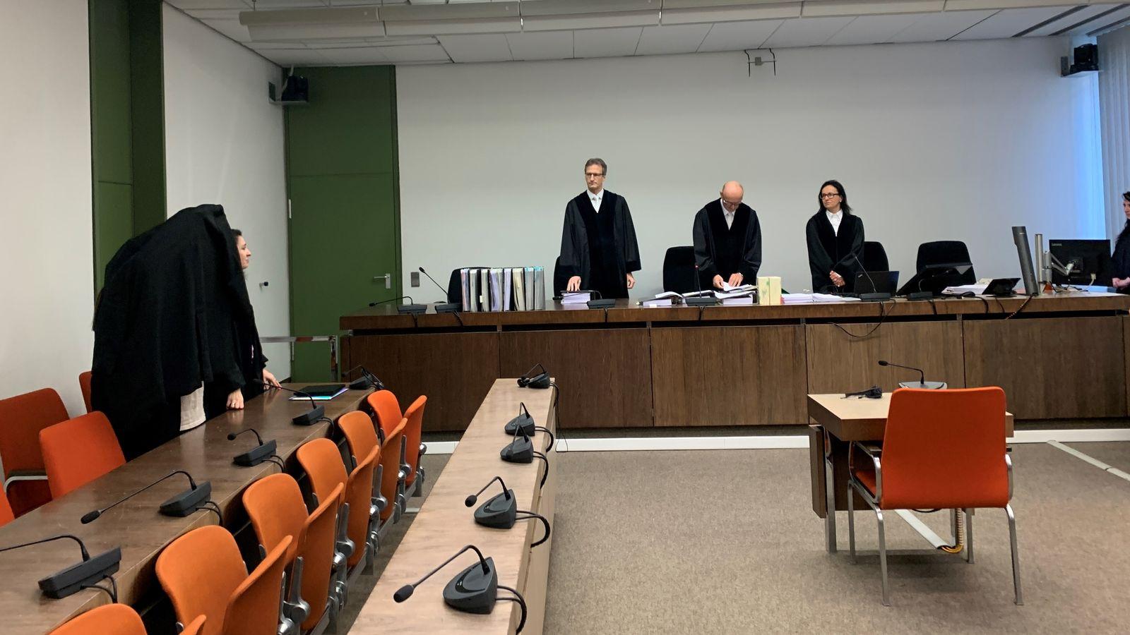 Prozess gegen 32-jährige IS-Rückkehrerin aus Raum Aschaffenburg