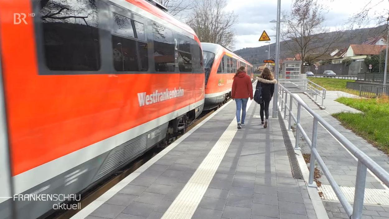 Die Westfrankenbahn