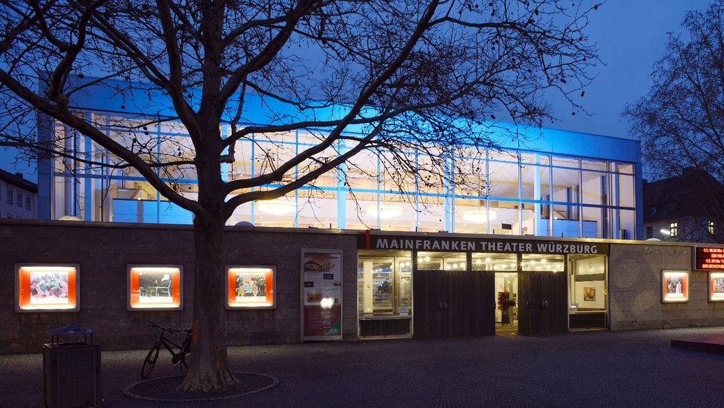 Das Mainfrankentheater Würzburg