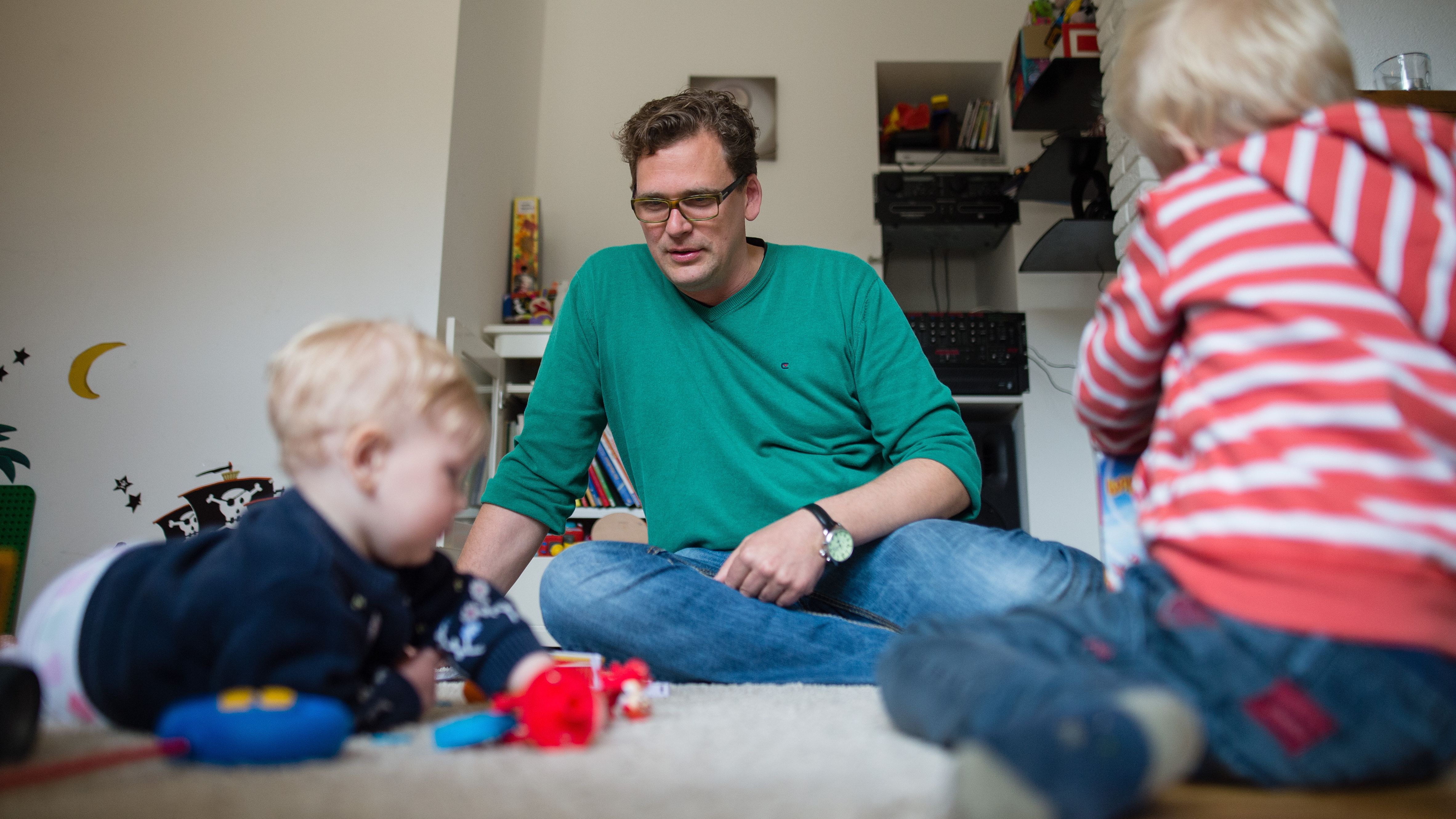 Väter in Elternzeit