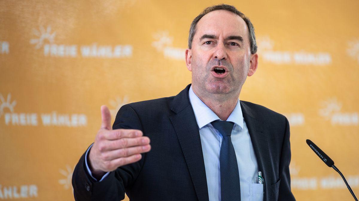Hubert Aiwanger, Landesvorsitzender der Freien Wähler