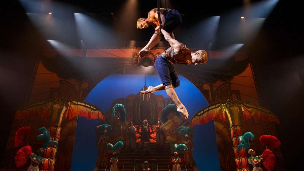 Cirque Du Soleil PARAMOUR feiert in Hamburg Europapremiere