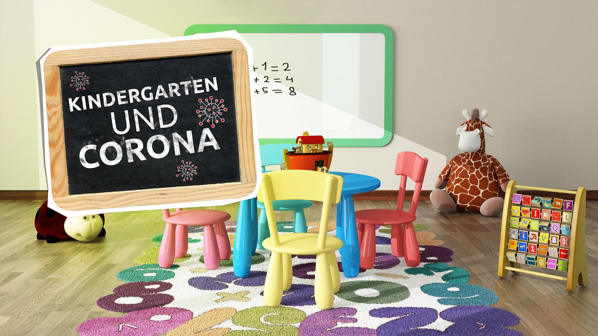 Kindergarten Corona