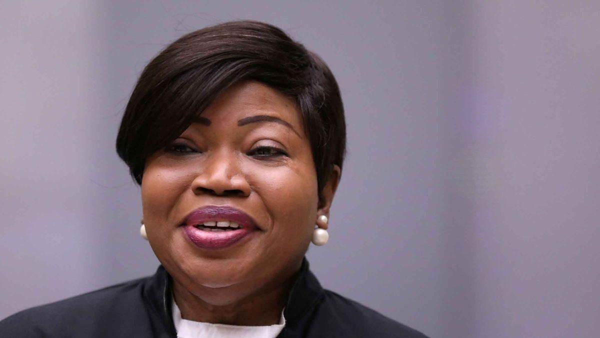 Chefanklägerin Fatou Bensouda