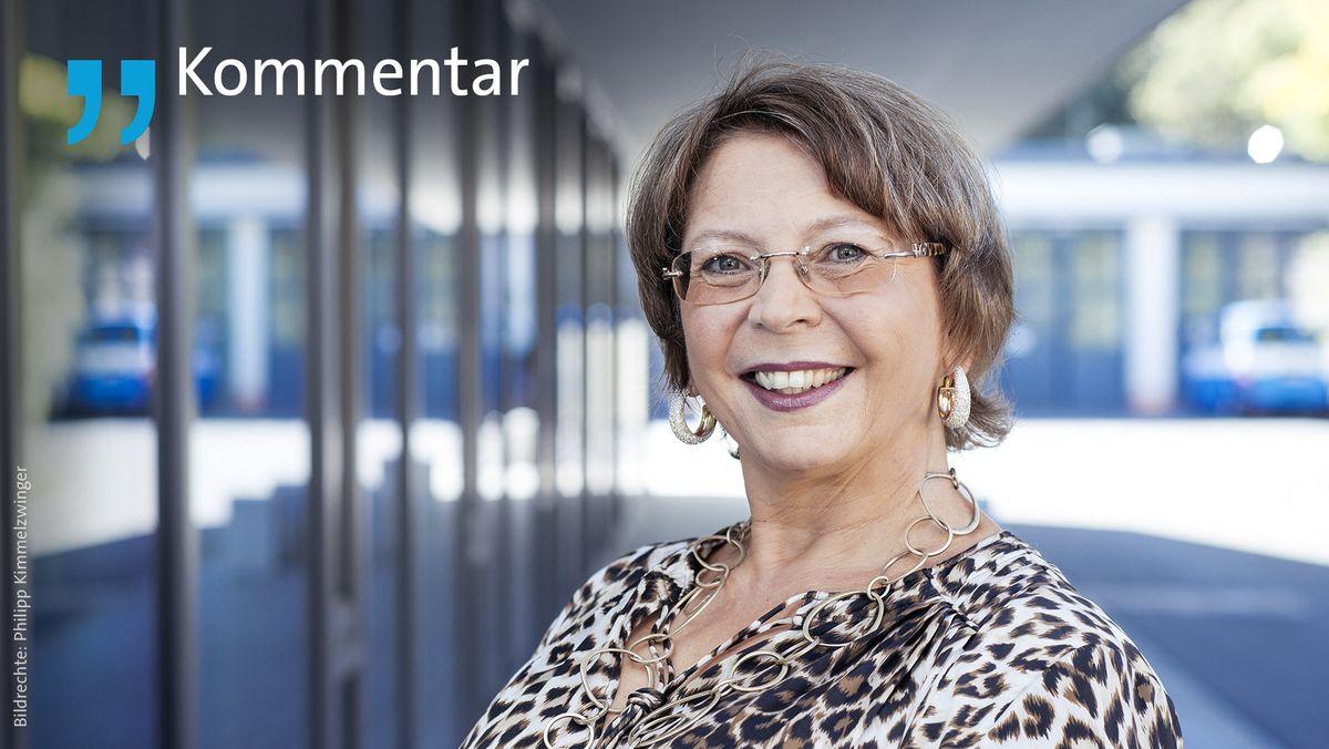 Kommentar zum Aus für die Nürnberger Konzerthalle von Ursula Adamski-Störmer, Leiterin der Musikabteilung im Studio Franken in Nürnberg.
