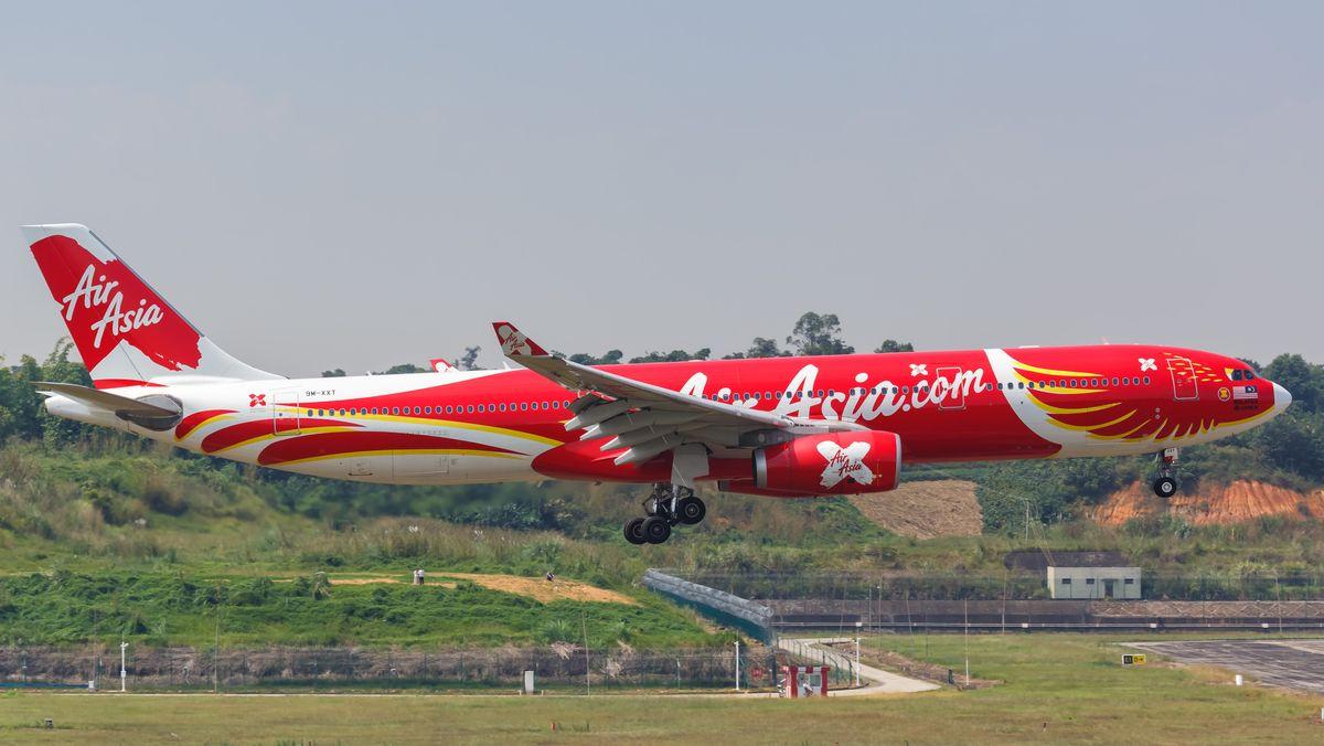 Air Asia Airbus