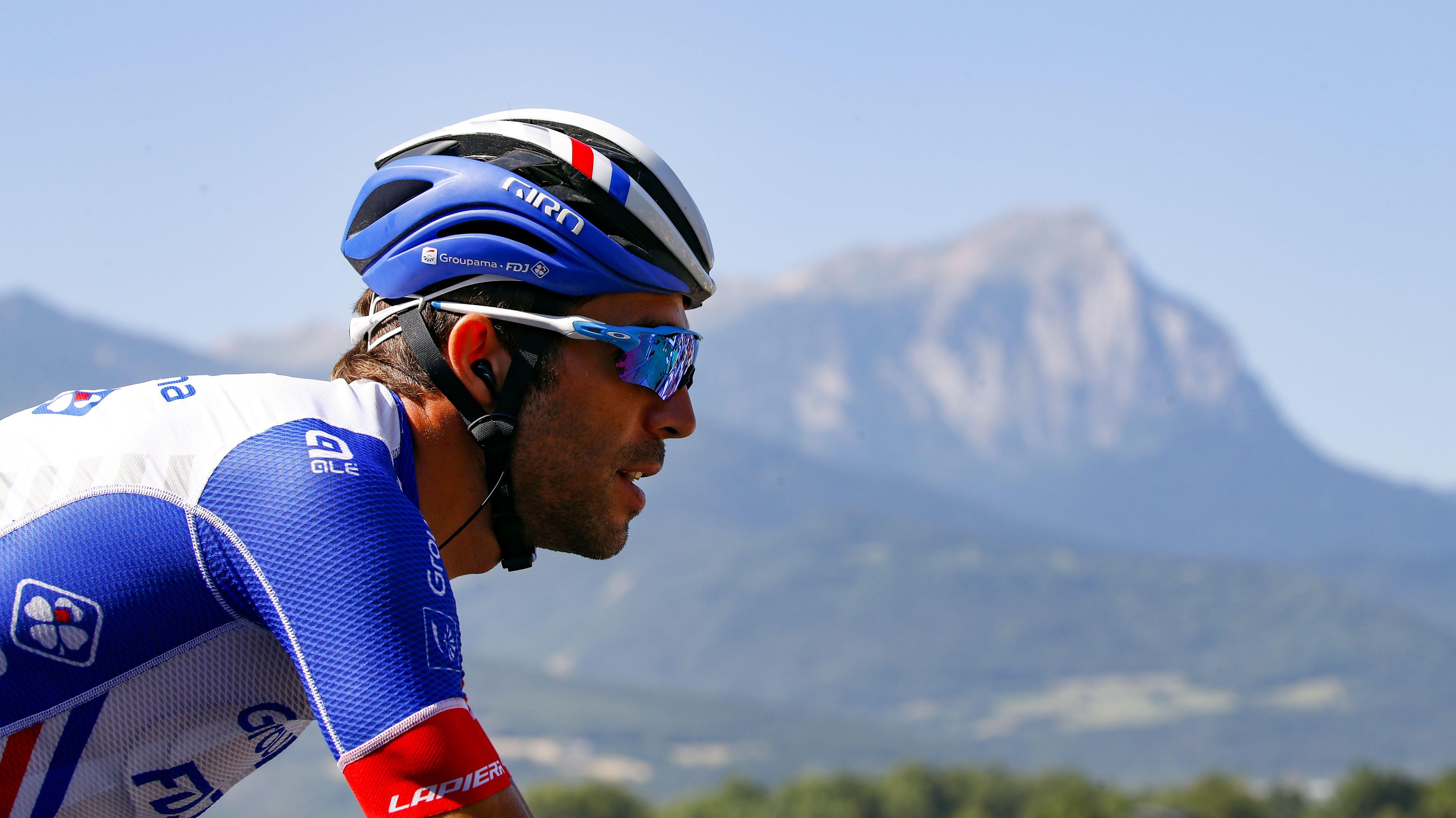 Thibaut Pinot bei Tour de France