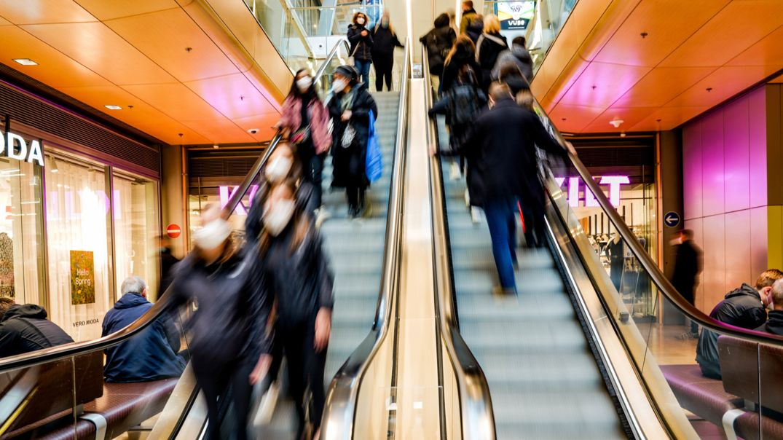 Einzelhandel öffnet wieder (Symbolbild)