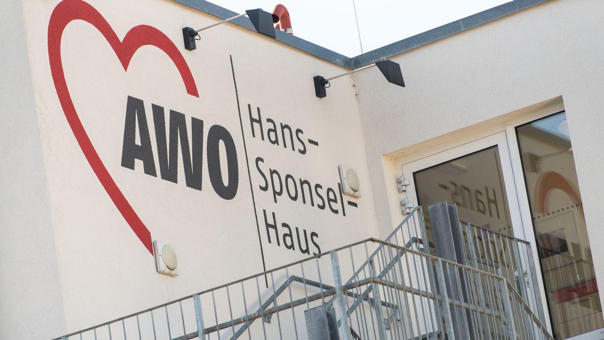 Hans-Sponsel-Haus der Arbeiterwohlfahrt (AWO) im Würzburger Stadtteil Lindleinsmühle