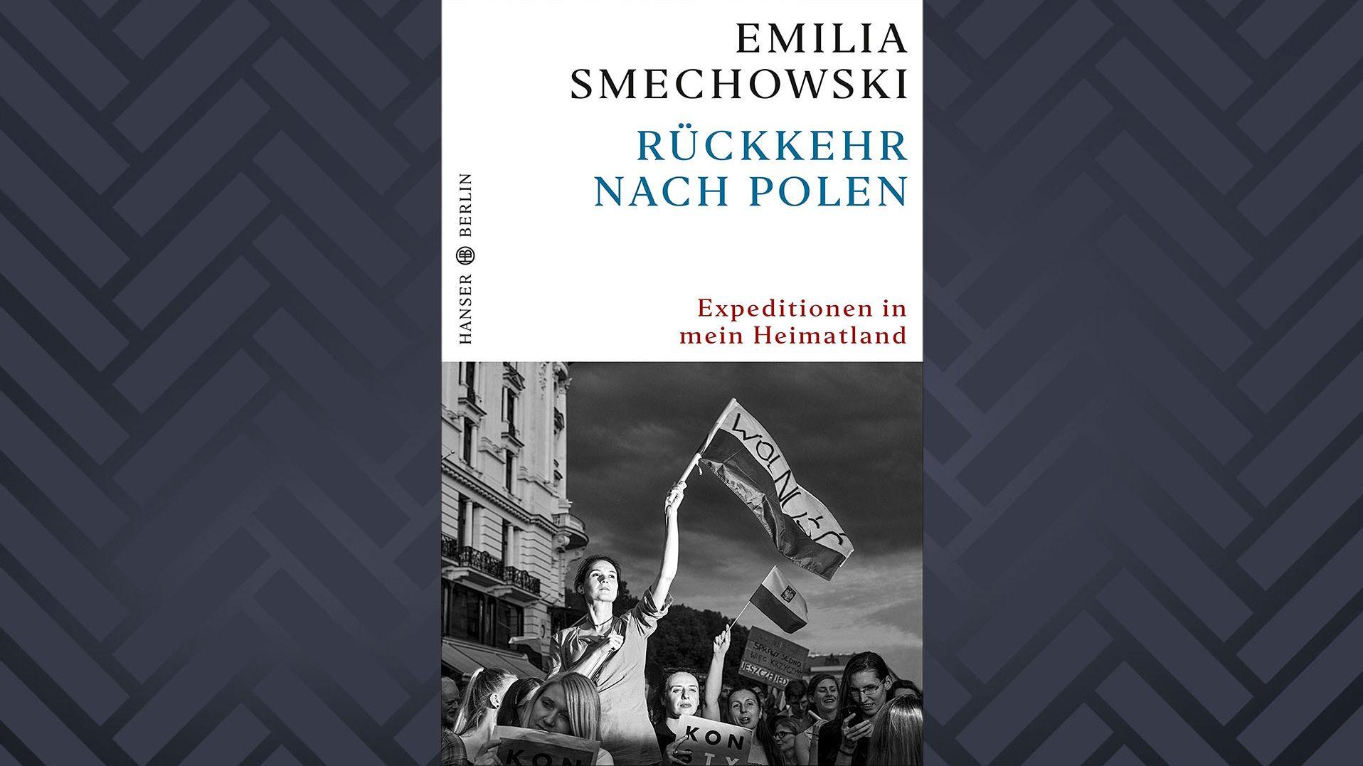 "Buchcover Emilia Smechowski, ""Rückkehr nach Polen"""
