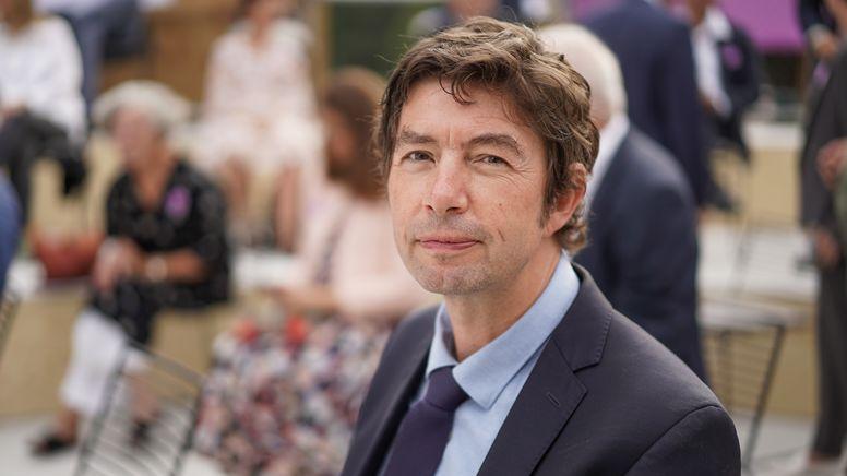 Virologe Christian Drosten.   Bild:picture alliance/dpa   Jörg Carstensen
