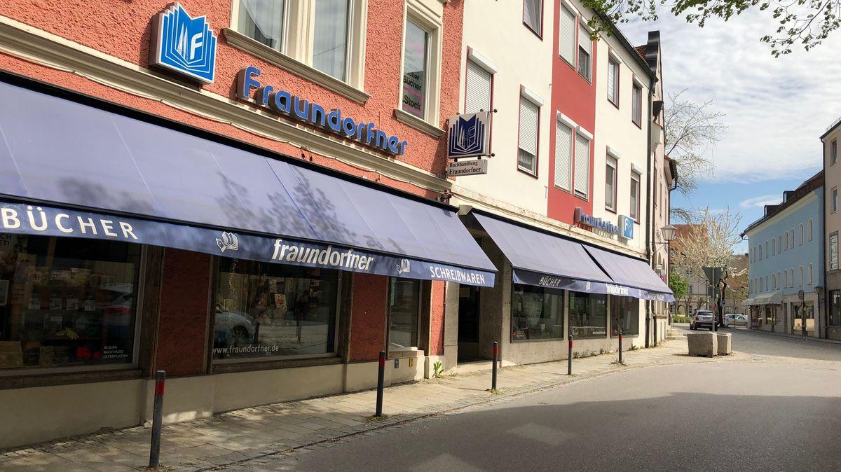 Buchhandlung Fraundorfner