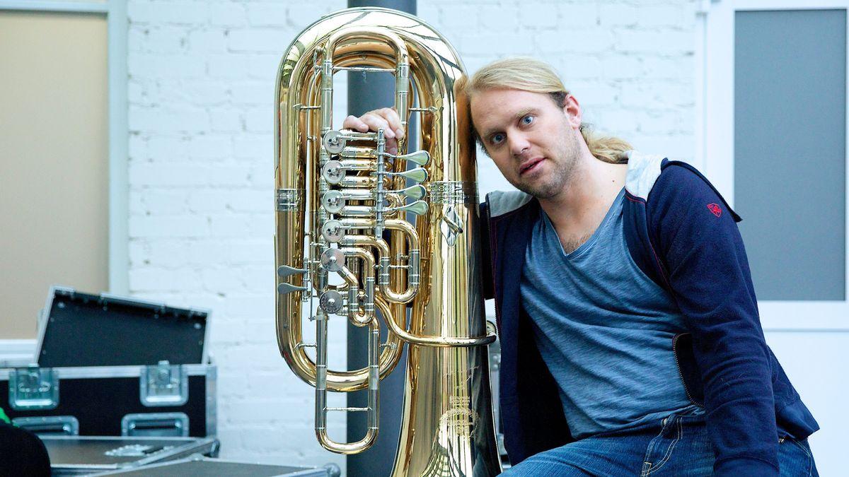 Andreas Martin Hofmeir, deutscher Musiker, Kabarettist und Musik-Dozent