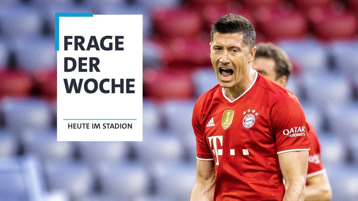 FC-Bayern-Stürmer Robert Lewandowski