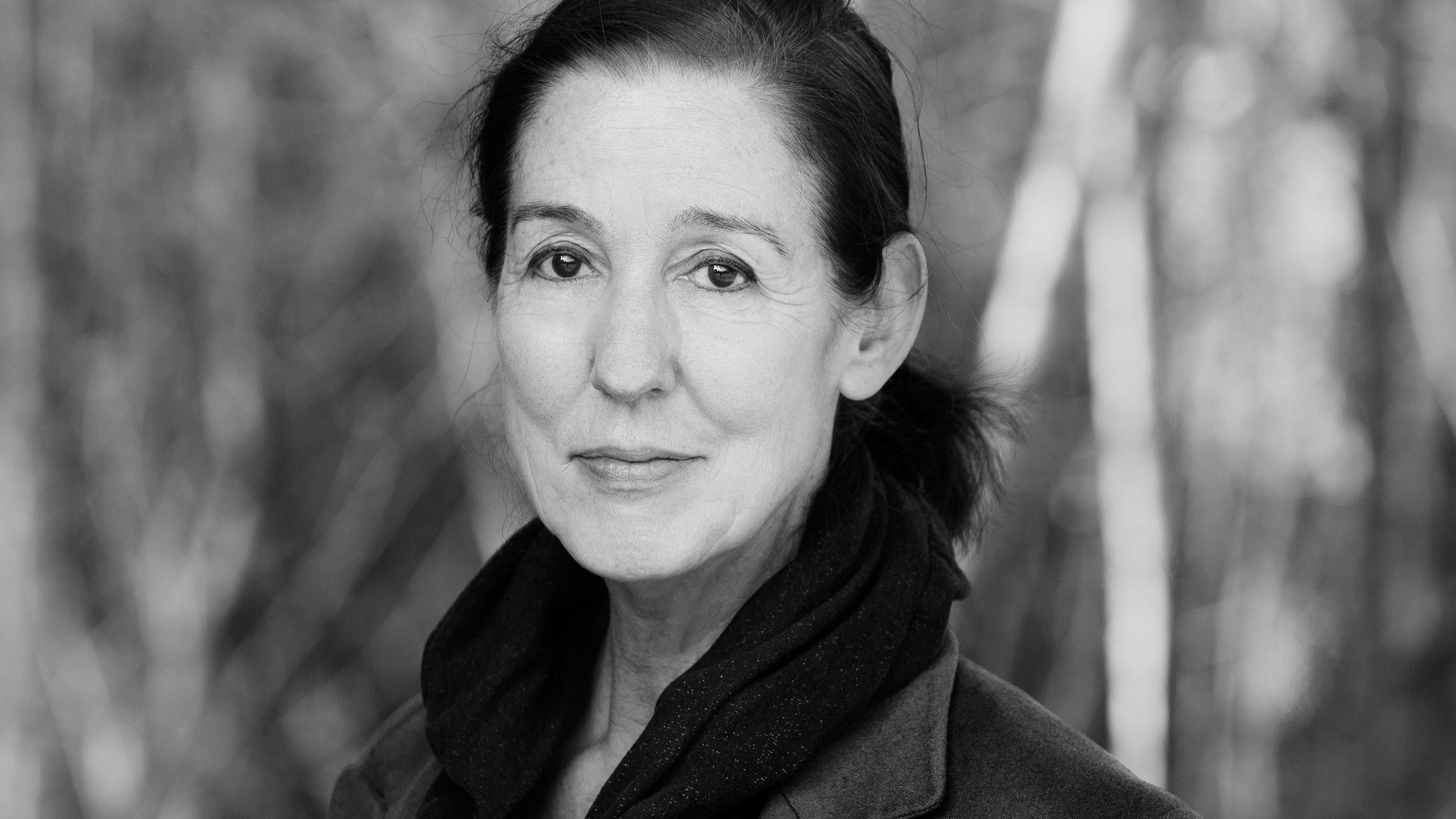 Die Autorin Judith Kuckart