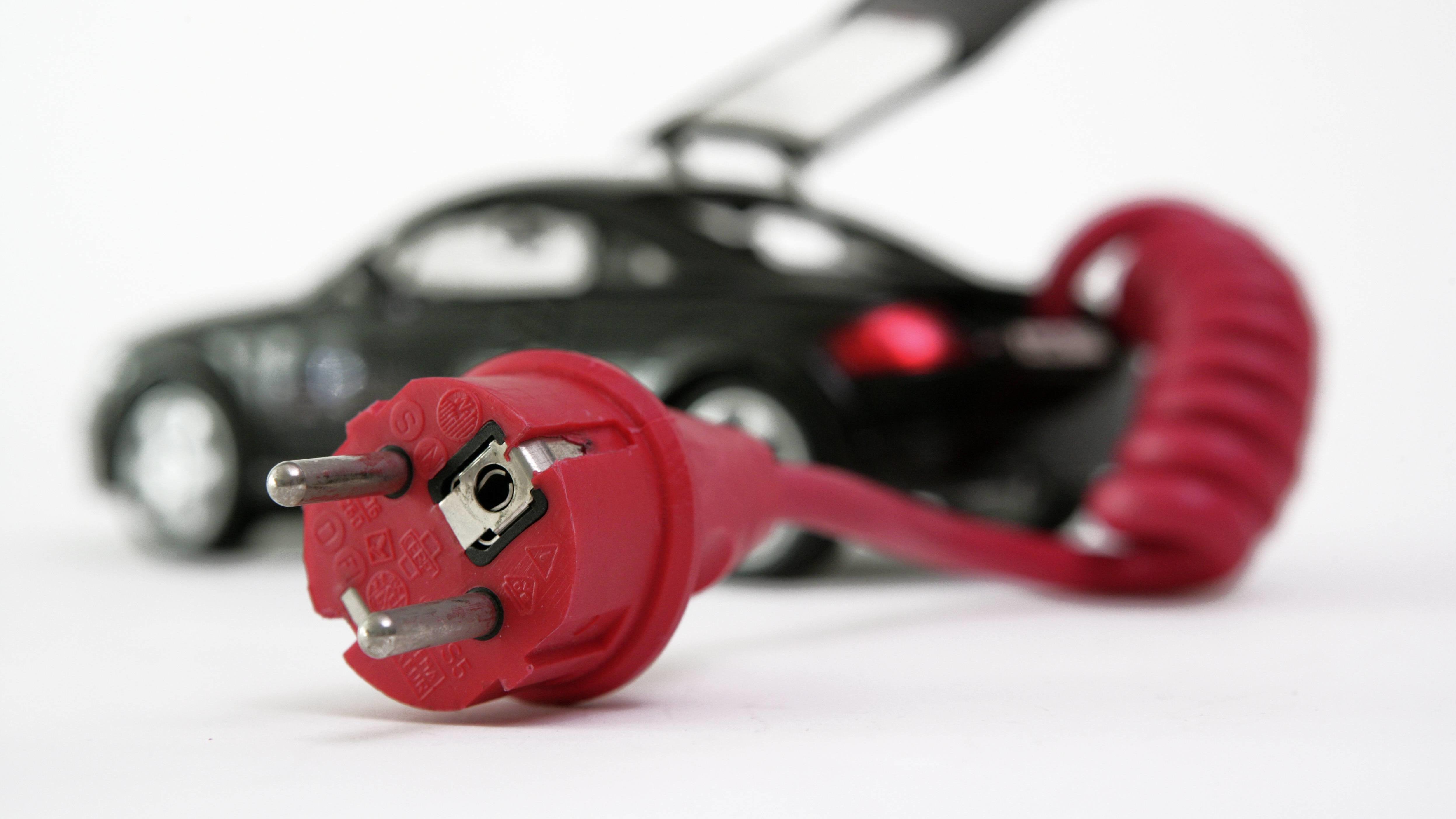 Symbolfoto zum Thema Elektroauto