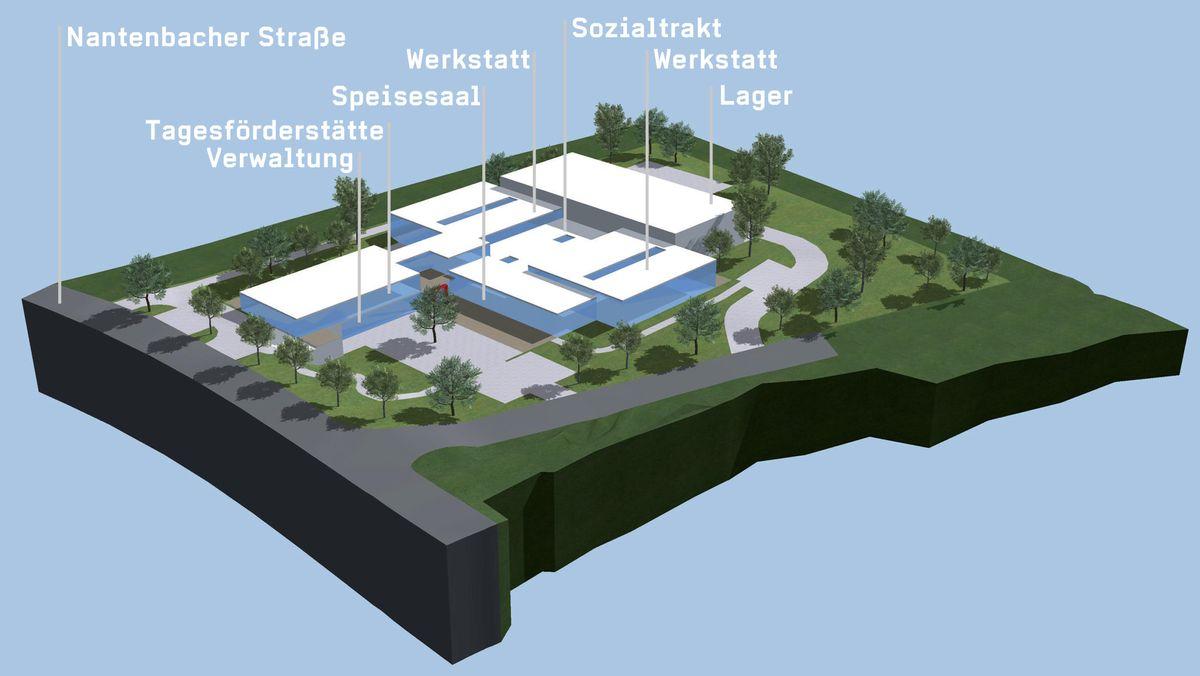 Mainfränkische Werkstätten bauen neuen Standort in Neuendorf