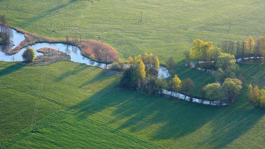 """Die Isen bei Lengdorf - ein Foto aus der Serie """"Natur exclusiv"""""""