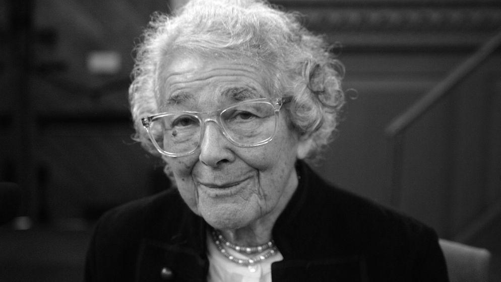 Die große Autorin und Illustratorin Judith Kerr ist mit 95 Jahren gestorben  | Bild:dpa/ picture alliance