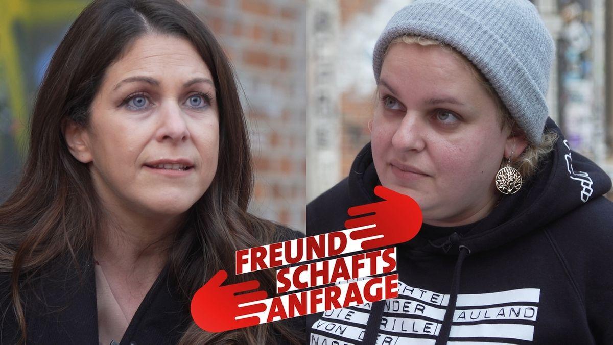 #Freundschaftsanfrage: Anwältin trifft Punksängerin