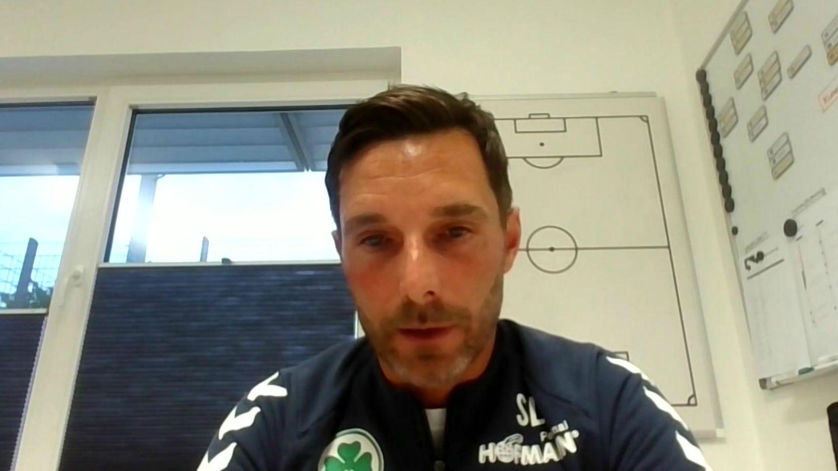 Stefan Leitl, Trainer SpVgg Greuther Fürth