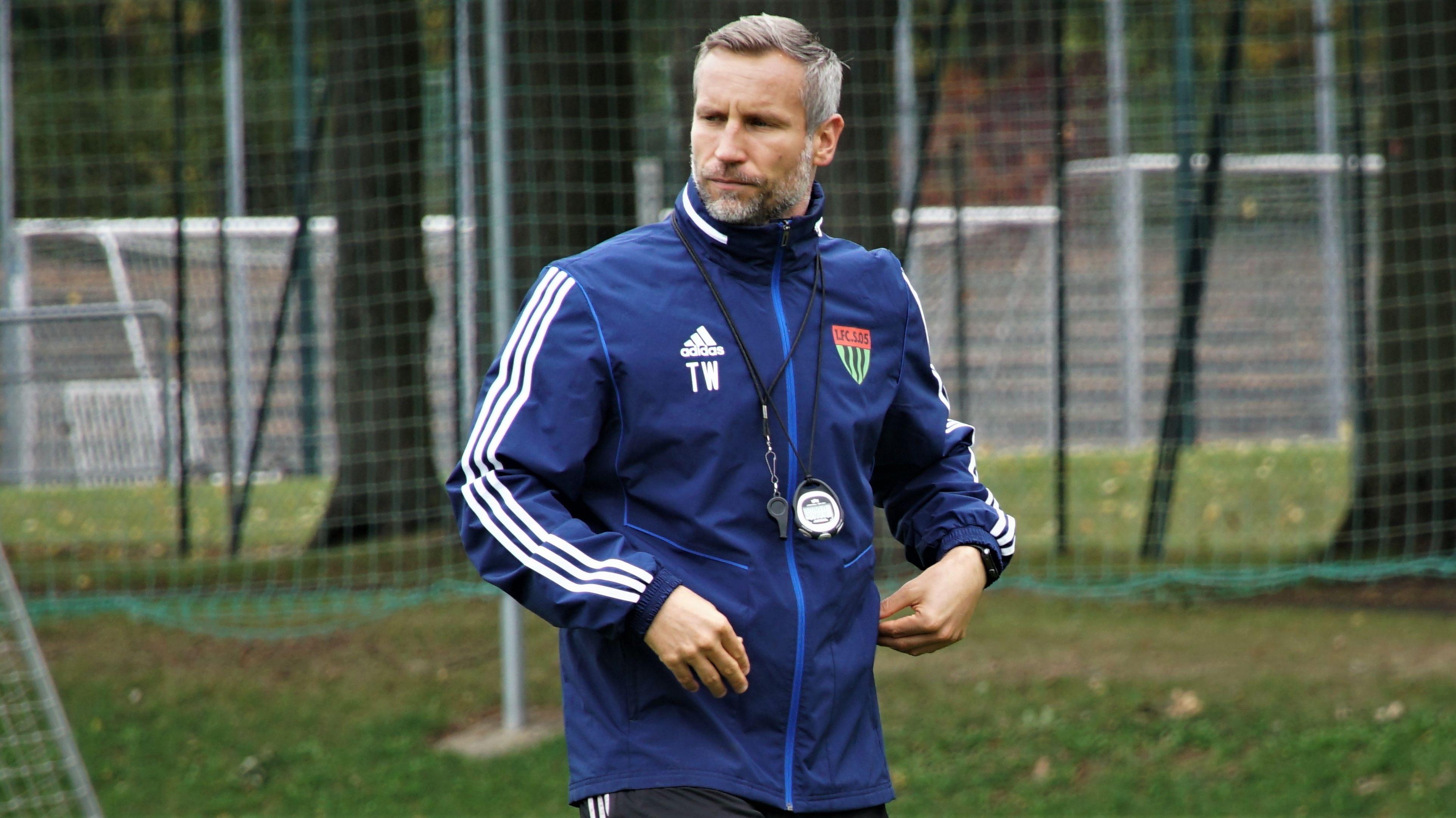 FC 05 Schweinfurt trennt sich von Trainer Timo Wenzel