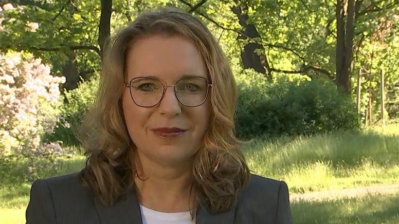Welche Rolle spielt der Wasserstoff in der Zukunft bei der Energiegewinnung? Fragen dazu beantwortet Energiewirtschaftlerin Claudia Kemfert im Rundschau-Interview. | Bild:BR