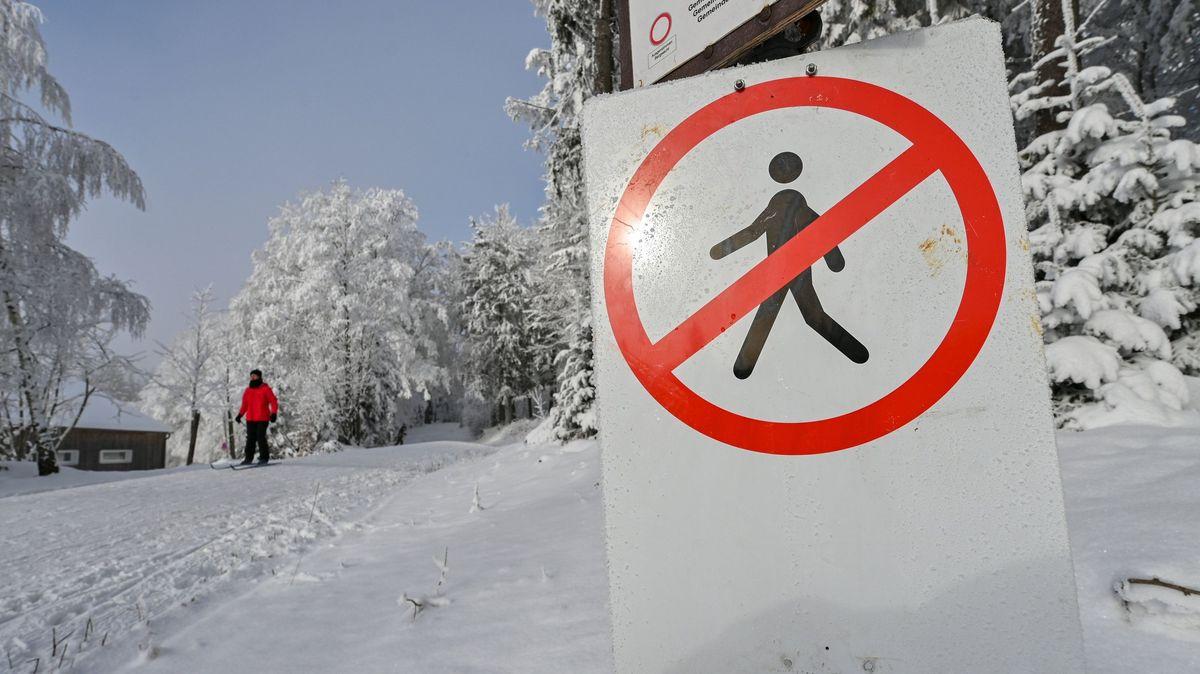 Während der 15-Kilometer-Regelung galt ein Verbot für touristische Tagesausflüge von außerhalb.
