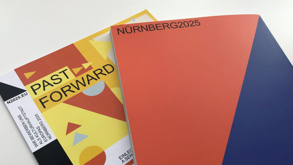 "Nürnberg kämpft um den Titel ""Europäische Kulturhauptstadt 2025""."