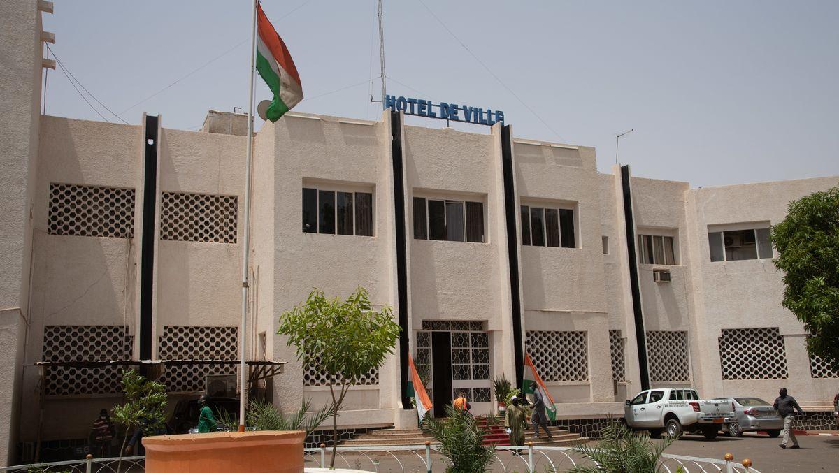 Rathaus von Niamey