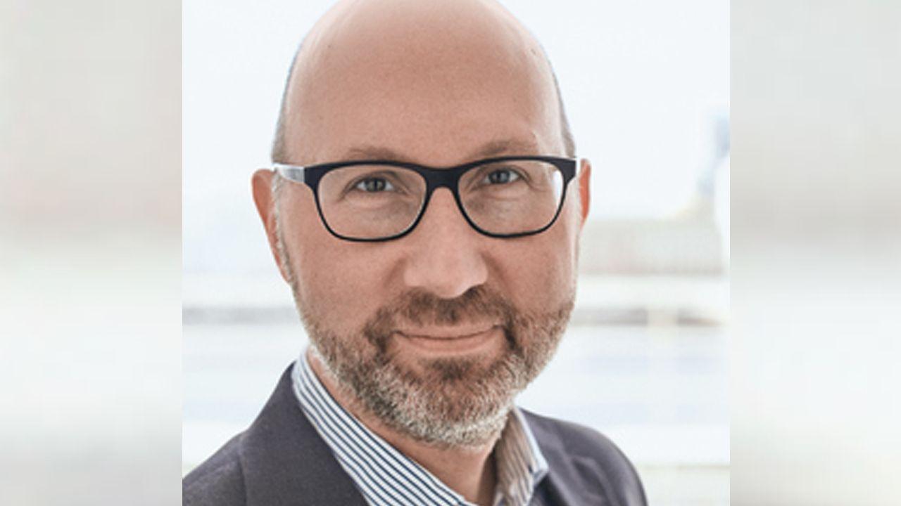 Christian Denso, Leiter der Kommunikation Verband Deutscher Reeder
