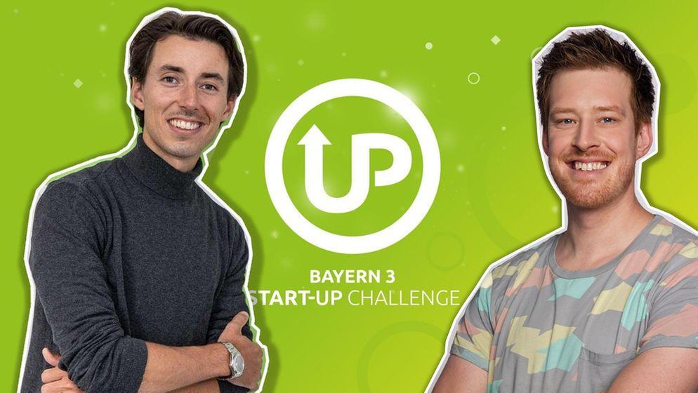 BAYERN 3 Start-up Challenge   Bild:BR