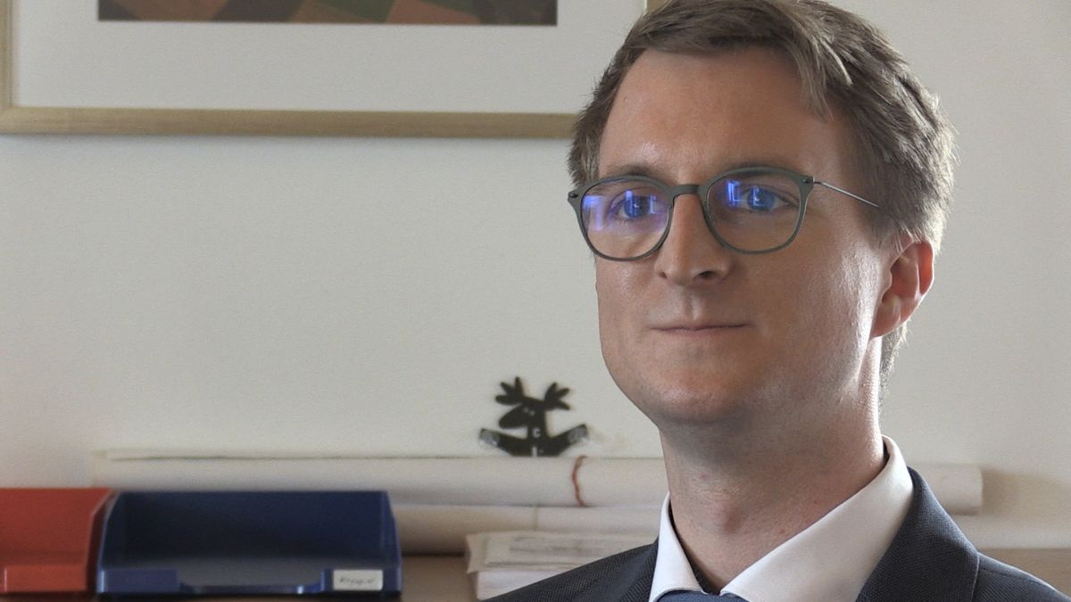 Tobias Kurz, neuer Bürgermeister von Bad Füssing