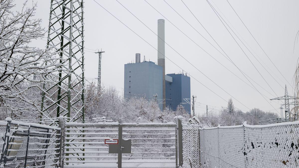 Großkraftwerk Nürnberg-Gebersdorf