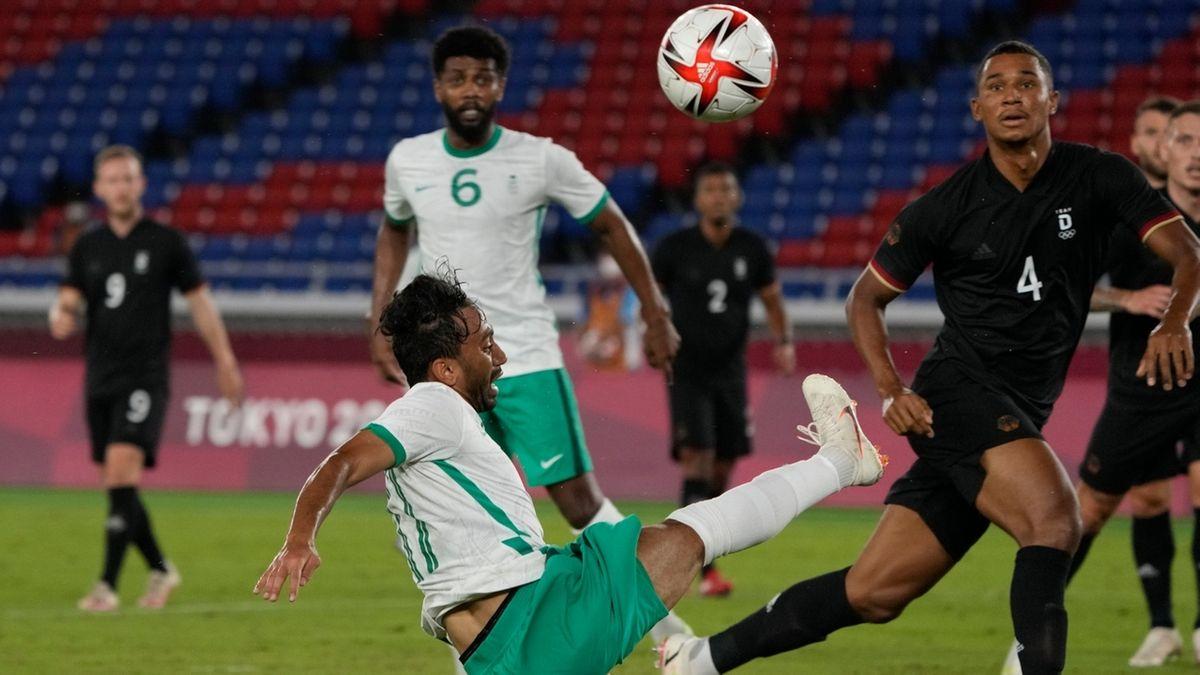 Tokio 2020 - Fußball - Saudi-Arabien - Deutschland