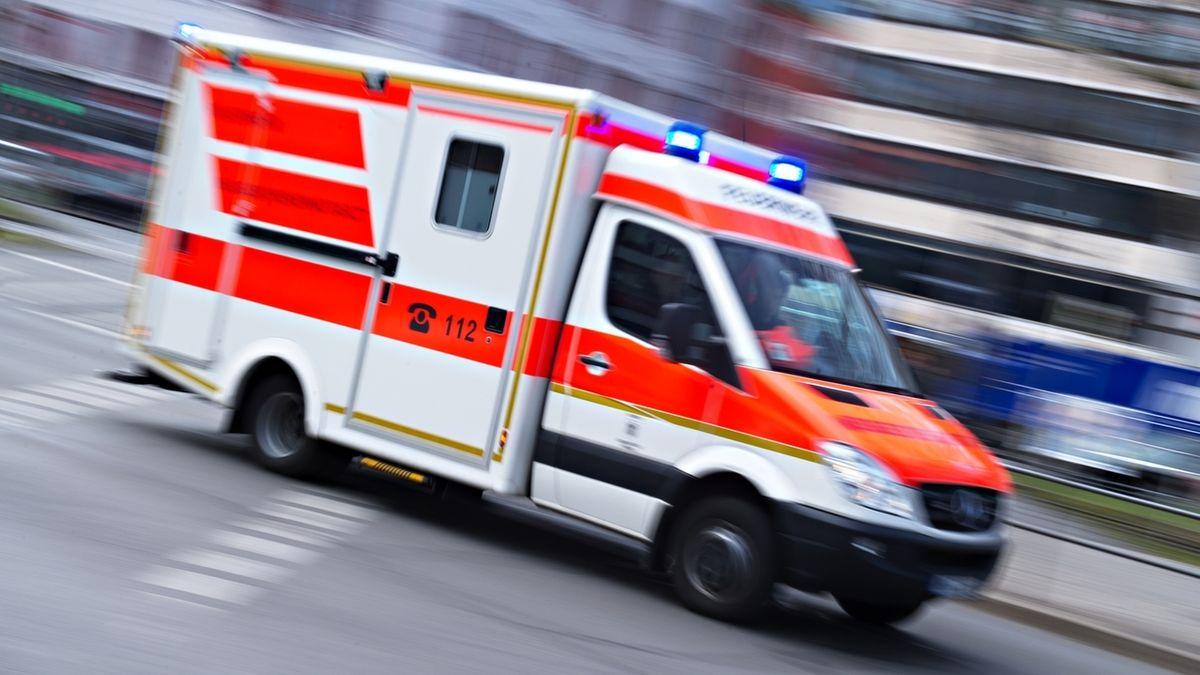 Symbolbild: Rettungsdienst im Einsatz