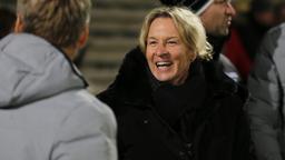 Bundestrainerin Martina Voss-Tecklenburg | Bild:Picture alliance/dpa