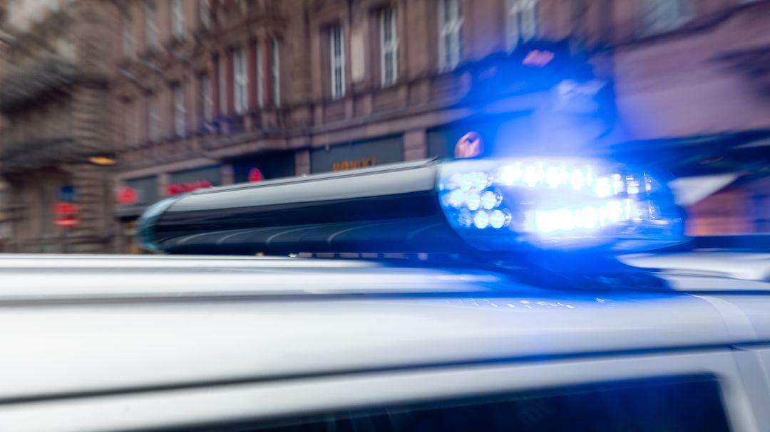 Polizeimeldung Regensburg