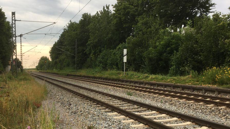Bahngleise (Symbolfoto)