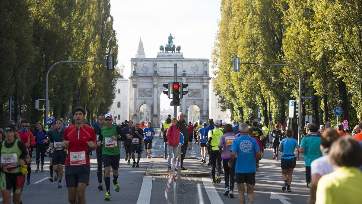 München Marathon 2016